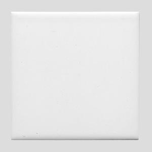Property of DEMARION Tile Coaster
