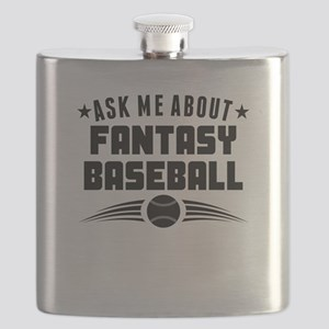 Ask Me About Fantasy Baseball Flask