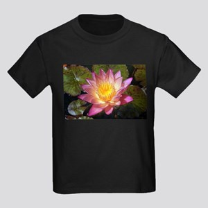 Lovely Pink Water Lily T-Shirt