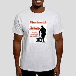 I know I am on fire Light T-Shirt