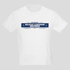 BELGIAN LAEKENOIS SHEPHERD Kids Light T-Shirt