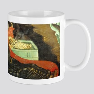 Nativity by Guido of Siena Mugs