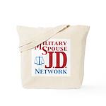 Military Spouse J.D. Network Tote Bag
