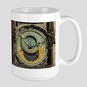 Prague Astronomical Clock Tower in Old Town S Mugs