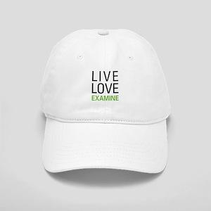 Live Love Examine Cap