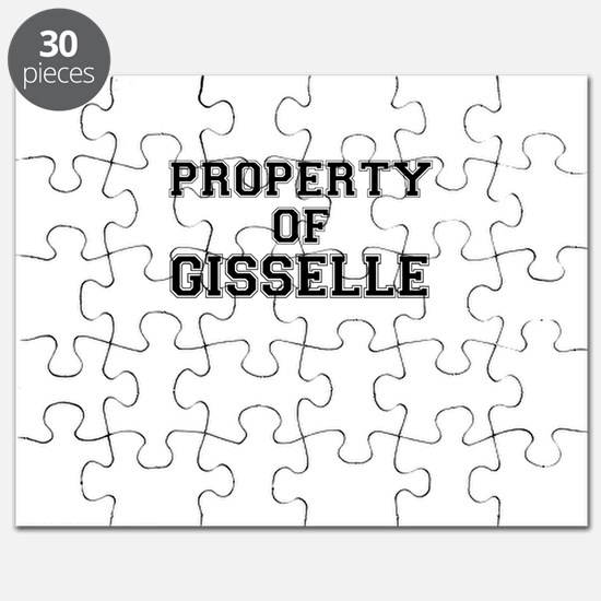 Property of GISSELLE Puzzle