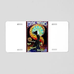 Psychic Fortune Teller Aluminum License Plate
