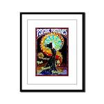 Psychic Fortune Teller Framed Panel Print