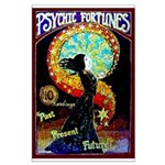 Psychic Fortune Teller Poster