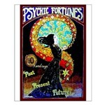 Psychic Fortune Teller Small Poster