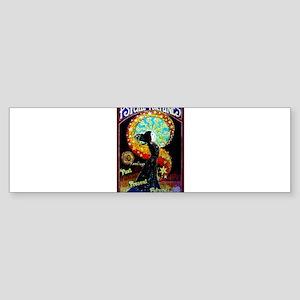 Psychic Fortune Teller Bumper Sticker
