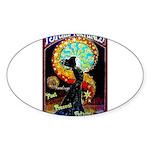 Psychic Fortune Teller Sticker