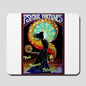 Psychic Fortune Teller Mousepad