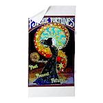 Psychic Fortune Teller Beach Towel