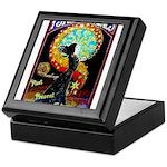 Psychic Fortune Teller Keepsake Box
