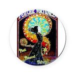 Psychic Fortune Teller Round Coaster