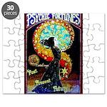 Psychic Fortune Teller Puzzle