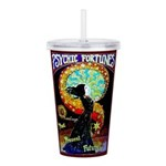 Psychic Fortune Teller Acrylic Double-wall Tumbler