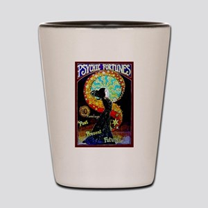 Psychic Fortune Teller Shot Glass