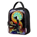 Psychic Fortune Teller Neoprene Lunch Bag