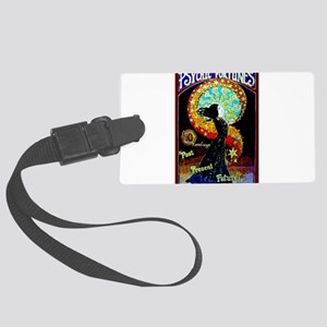 Psychic Fortune Teller Large Luggage Tag