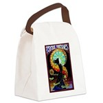 Psychic Fortune Teller Canvas Lunch Bag