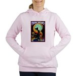 Psychic Fortune Teller Women's Hooded Sweatshirt