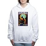 Psychic Fortune Teller Women's Hooded Sweatshirt