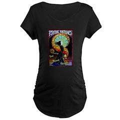 Psychic Fortune Teller Maternity T-Shirt