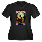 Psychic Fortune Teller Plus Size T-Shirt