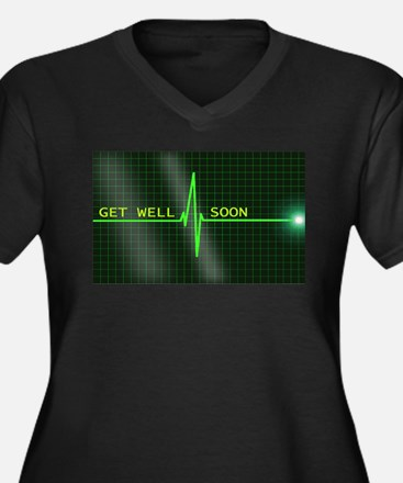 Get Well Soon ERG Plus Size T-Shirt