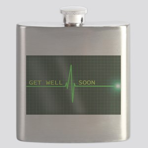 Get Well Soon ERG Flask