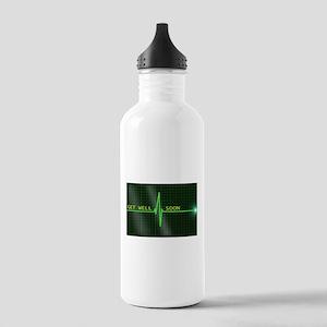 Get Well Soon ERG Water Bottle