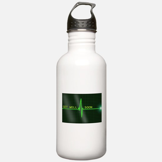 Get Well Soon ERG Water Bottle
