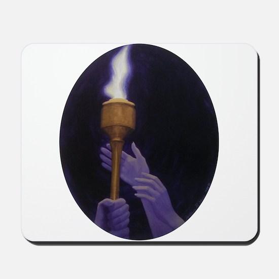 Torch Pass Mousepad