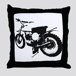 VMX2 Throw Pillow