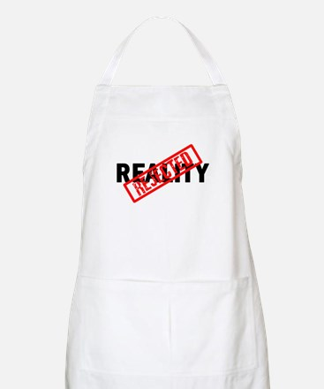 Reality REJECTED BBQ Apron