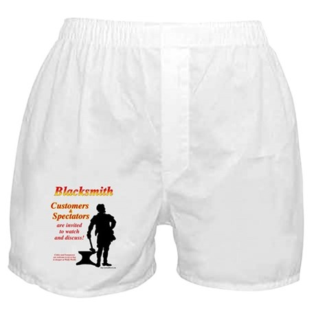 Customers and Spectators Boxer Shorts