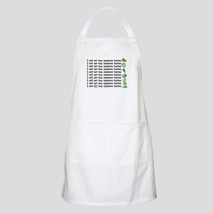 Buy more hostas BBQ Apron