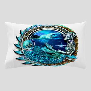 fluid dynamics Pillow Case