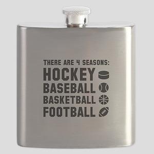 Four Seasons Sports Flask