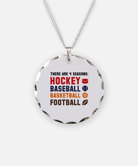 Four Seasons Sports Necklace