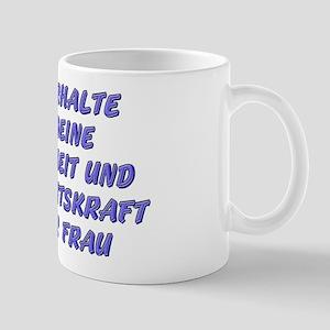 Gott erhalte... (blue) Mug