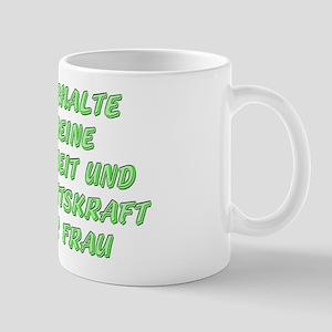 Gott erhalte... (green) Light T-Shirt Mug