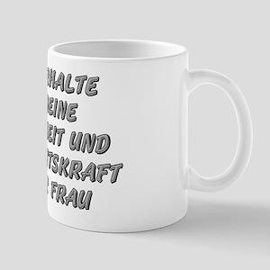 Gott erhalte... (black) Light T-Shirt Mug