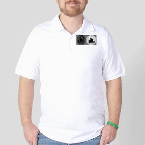 Huginn and Muninn Golf Shirt