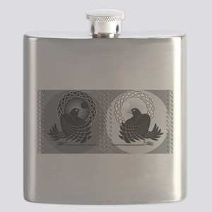 Huginn and Muninn Flask