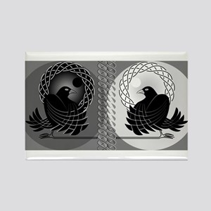 Huginn and Muninn Magnets