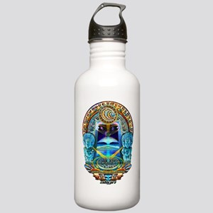 divine intervention Stainless Water Bottle 1.0L