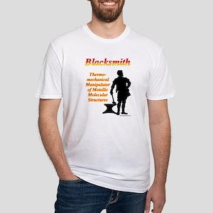 Thermomechanical Manipulator Fitted T-Shirt
